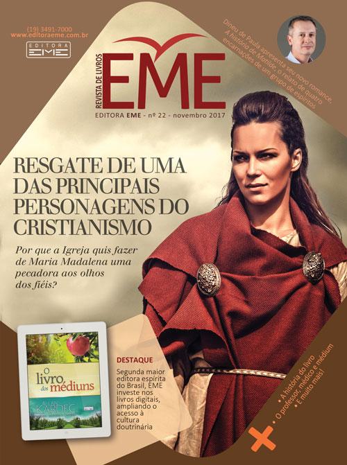 Revista de livros - Editora EME