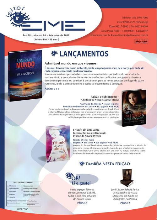 Informativo Leitor EME